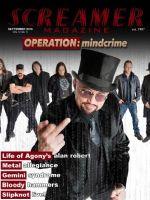 Screamer Magazine [United States] (September 2016)