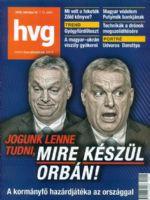 Hvg Magazine [Hungary] (14 March 2019)