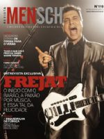 Mensch Magazine [Brazil] (23 November 2012)