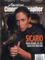 American Cinematographer Magazine [United States] (October 2015)