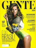 Isto É Gente Magazine [Brazil] (June 2014)