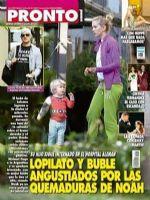 Pronto Magazine [Argentina] (30 June 2015)