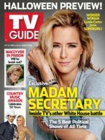 TV Guide Magazine [United States] (24 October 2016)