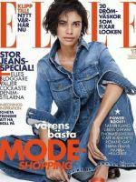 Elle Magazine [Sweden] (April 2018)