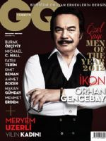 GQ Magazine [Turkey] (2 November 2012)