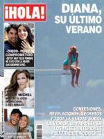 Hola! Magazine [Mexico] (26 August 2017)
