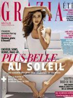 Grazia Magazine [France] (17 July 2015)