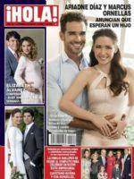 Hola! Magazine [Mexico] (18 November 2015)