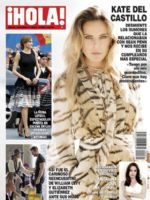 Hola! Magazine [Mexico] (4 November 2015)