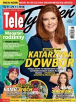Tele Tydzień Magazine [Poland] (16 November 2018)