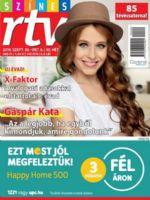 Szines Rtv Magazine [Hungary] (30 September 2019)