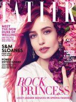 Tatler Magazine [United Kingdom] (May 2015)