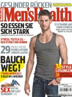 Men's Health Magazine [Germany] (September 2013)