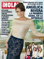 Hola! Magazine [Mexico] (23 April 2013)