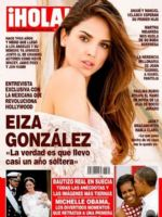 Hola! Magazine [Mexico] (24 September 2016)