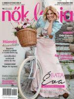 Nõk Lapja Magazine [Hungary] (15 April 2019)