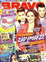Bravo Magazine [Poland] (19 June 2012)