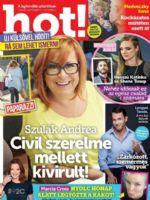 HOT! Magazine [Hungary] (27 September 2018)