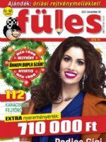 Fules Magazine [Hungary] (19 December 2017)
