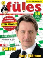 Fules Magazine [Hungary] (20 March 2018)