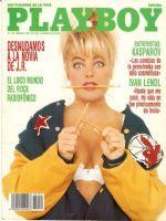 Playboy Magazine [Spain] (February 1990)