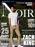 Noir Magazine [Turkey] (April 2018)
