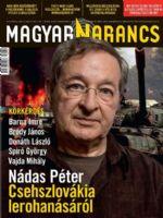 Magyar Narancs Magazine [Hungary] (23 August 2018)
