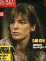 Le Soir Illustre Magazine [Belgium] (22 November 1984)