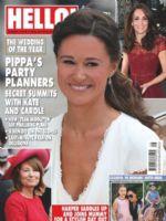 Hello! Magazine [United Kingdom] (17 April 2017)
