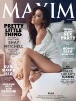 Maxim Magazine [United States] (February 2015)