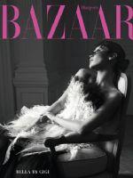 Harper's Bazaar Magazine [United States] (July 2018)