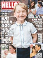 Hello! Magazine [United Kingdom] (30 July 2018)