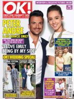 OK! Magazine [United Kingdom] (15 July 2014)