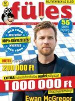 Fules Magazine [Hungary] (7 August 2018)