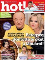 HOT! Magazine [Hungary] (30 November 2017)