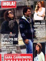 Hola! Magazine [Spain] (11 November 2015)
