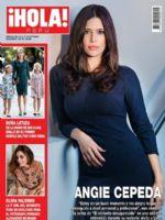 Hola! Magazine [Peru] (15 October 2014)
