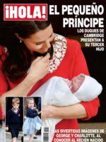 Hola! Magazine [Mexico] (3 May 2018)