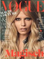 Vogue Magazine [Germany] (October 2014)