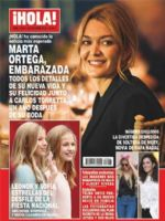 Hola! Magazine [Spain] (23 October 2019)