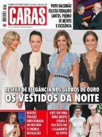 Caras Magazine [Portugal] (27 May 2017)