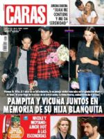 Caras Magazine [Argentina] (12 September 2017)