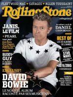 Rolling Stone Magazine [France] (January 2016)