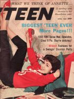 Teen Magazine [United States] (April 1960)