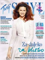 Twój Styl Magazine [Poland] (May 2015)