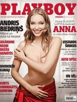 Playboy Magazine [Latvia] (October 2010)