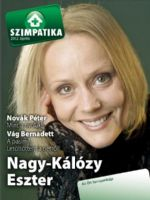 Szimpatika Magazine [Hungary] (April 2012)