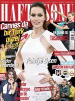 Haftasonu Magazine [Turkey] (20 May 2015)