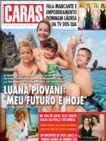 Caras Magazine [Brazil] (27 September 2019)