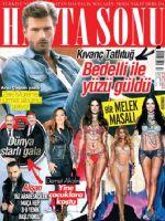 Haftasonu Magazine [Turkey] (10 December 2014)